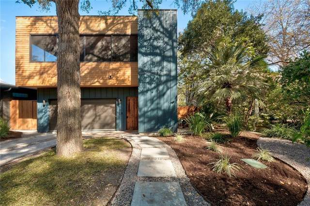 2112 Montclaire St B, Austin, TX 78704 (#5912483) :: RE/MAX IDEAL REALTY