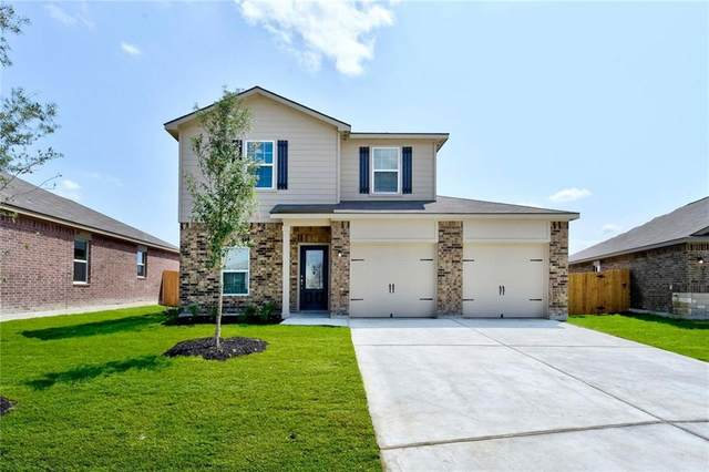 19416 Andrew Jackson St, Manor, TX 78653 (#5916406) :: Papasan Real Estate Team @ Keller Williams Realty