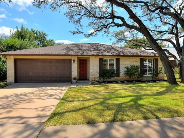 5205 Summerset Trl, Austin, TX 78749 (#5916532) :: Green City Realty