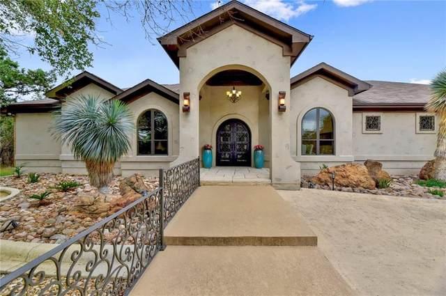 1110 Covered Bridge Dr, Driftwood, TX 78619 (#5917856) :: Papasan Real Estate Team @ Keller Williams Realty