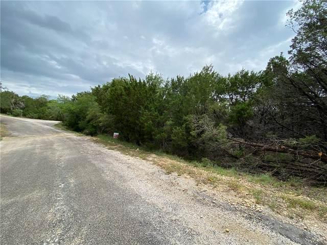 3805 Crockett Ave, Lago Vista, TX 78645 (#5918020) :: Papasan Real Estate Team @ Keller Williams Realty
