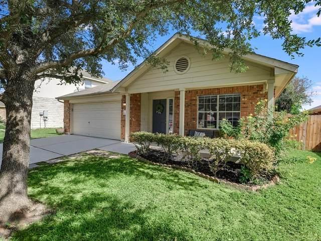 391 Carriage Way, Kyle, TX 78640 (#5919223) :: Papasan Real Estate Team @ Keller Williams Realty
