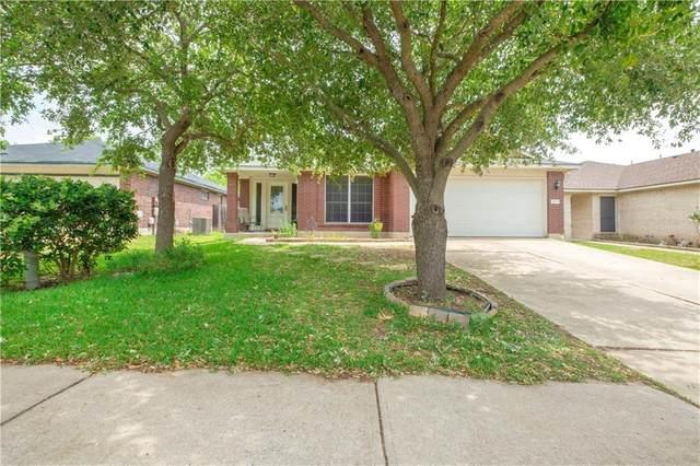 3855 Willie Mays Ln, Round Rock, TX 78665 (#5919642) :: Ben Kinney Real Estate Team