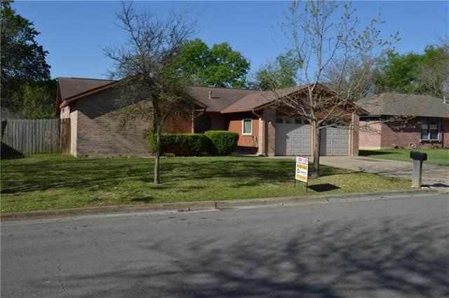 713 Braesgreen Dr, Round Rock, TX 78664 (#5922613) :: Papasan Real Estate Team @ Keller Williams Realty