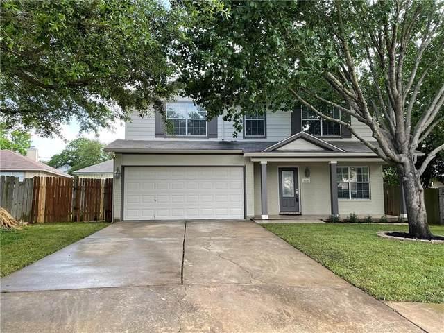 1624 Rosewood Ct, Round Rock, TX 78664 (#5923477) :: Papasan Real Estate Team @ Keller Williams Realty