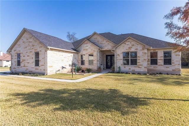 145 Eland Ave, Bastrop, TX 78602 (#5923598) :: Ben Kinney Real Estate Team