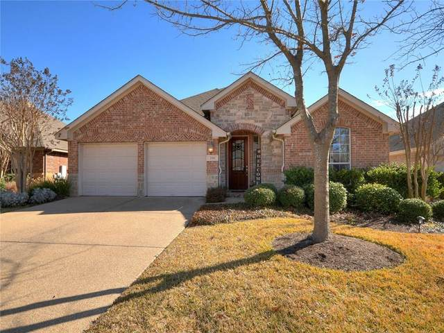 2816 Plantation Dr, Round Rock, TX 78681 (#5924965) :: Watters International