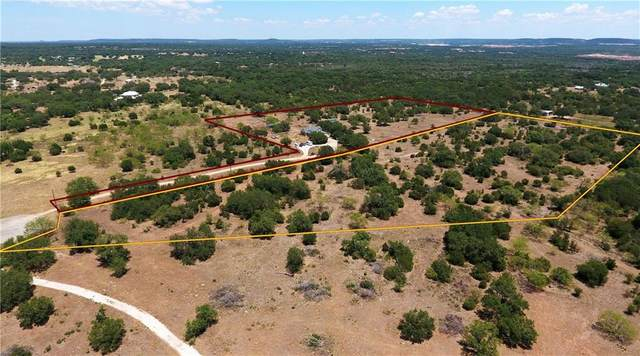 Lot 11 Amber Oaks, Burnet, TX 78611 (#5925087) :: The Perry Henderson Group at Berkshire Hathaway Texas Realty