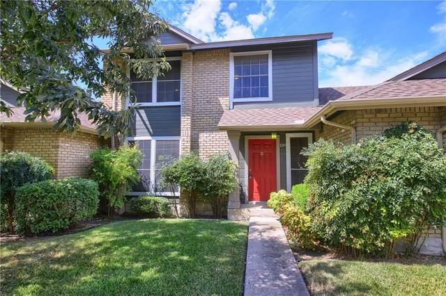 1015 E Yager Ln #138, Austin, TX 78753 (#5925672) :: Front Real Estate Co.