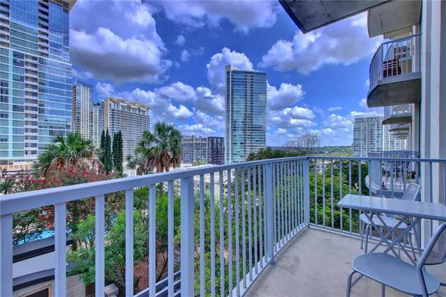 360 Nueces St #1104, Austin, TX 78701 (#5926709) :: Azuri Group | All City Real Estate