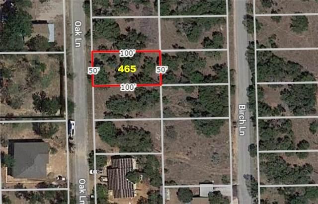 465 Oak Ln, Cottonwood Shores, TX 78657 (#5927221) :: Watters International