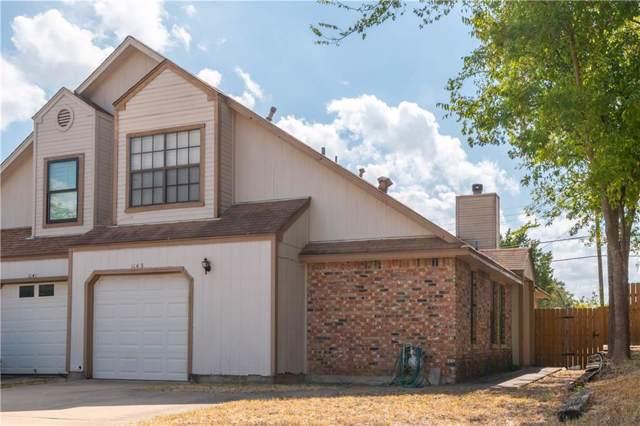1143 Orchard Park Cir, Pflugerville, TX 78660 (#5927395) :: Ana Luxury Homes
