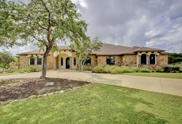 145 Canyon Oak Loop, Georgetown, TX 78633 (#5928859) :: The Perry Henderson Group at Berkshire Hathaway Texas Realty