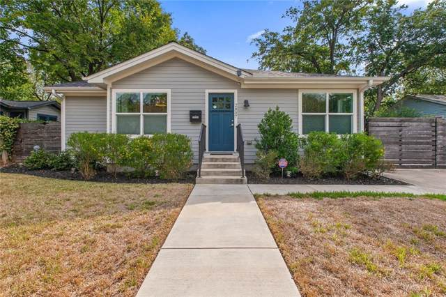 2807 French Pl, Austin, TX 78722 (#5931162) :: The Perry Henderson Group at Berkshire Hathaway Texas Realty