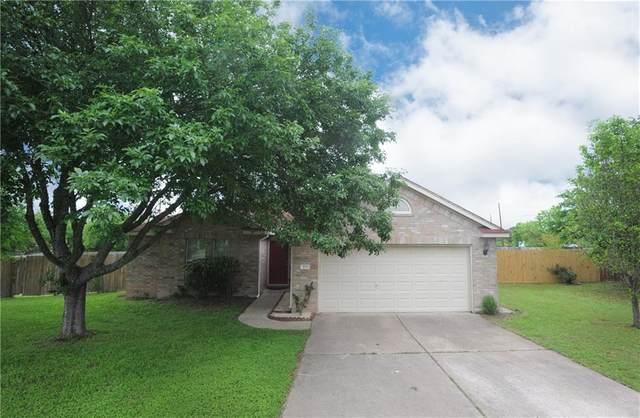 100 Julia Cv, Kyle, TX 78640 (#5932750) :: Papasan Real Estate Team @ Keller Williams Realty