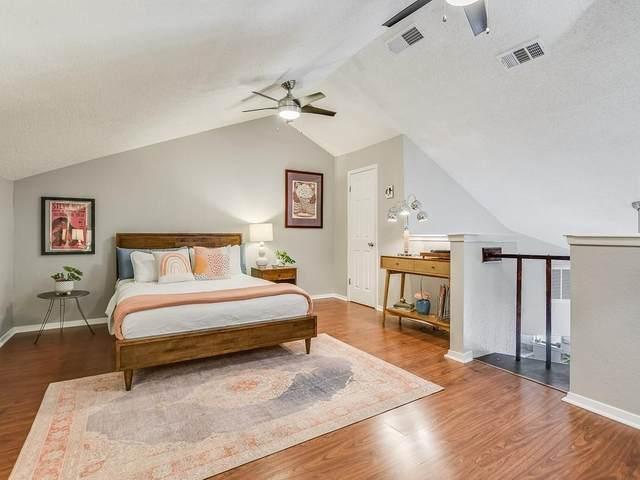 2500 Burleson Rd #521, Austin, TX 78741 (MLS #5933184) :: Green Residential