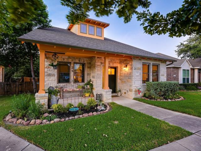 231 Village Park Dr, Georgetown, TX 78633 (#5933828) :: Ana Luxury Homes