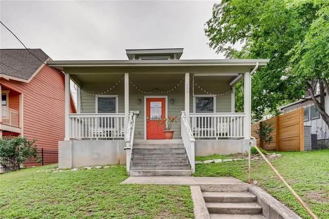 908 Juniper St, Austin, TX 78702 (#5934309) :: Ben Kinney Real Estate Team