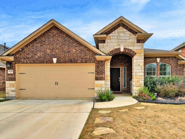 2248 Angelica Ct, Leander, TX 78641 (#5934783) :: Papasan Real Estate Team @ Keller Williams Realty