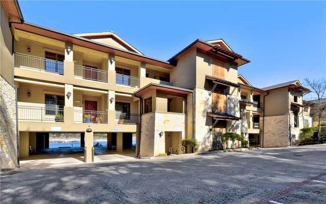 125 Marina Village Cv #125, Lakeway, TX 78734 (#5938602) :: Papasan Real Estate Team @ Keller Williams Realty