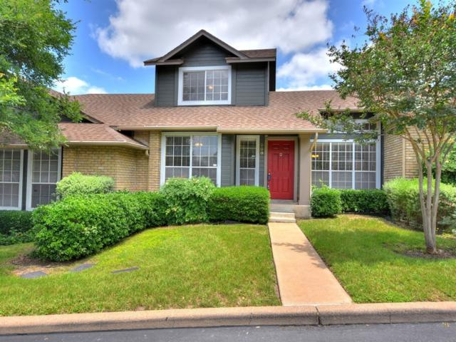 1015 E Yager Ln #208, Austin, TX 78753 (#5938807) :: The Heyl Group at Keller Williams