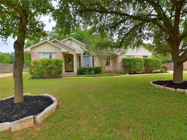 1809 Ireland Dr, Leander, TX 78641 (#5939513) :: The Perry Henderson Group at Berkshire Hathaway Texas Realty