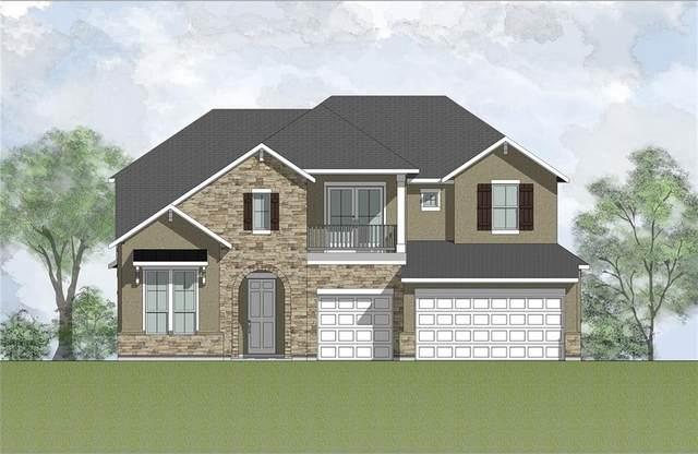 2412 Skywalk Ln, Spicewood, TX 78669 (#5942157) :: Ben Kinney Real Estate Team