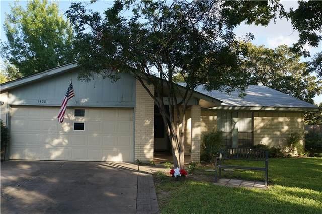 1400 Dana Ct W, Round Rock, TX 78664 (#5946781) :: Papasan Real Estate Team @ Keller Williams Realty