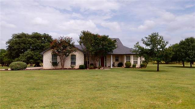 2300 Cedar Hollow Rd, Georgetown, TX 78628 (#5946830) :: 12 Points Group