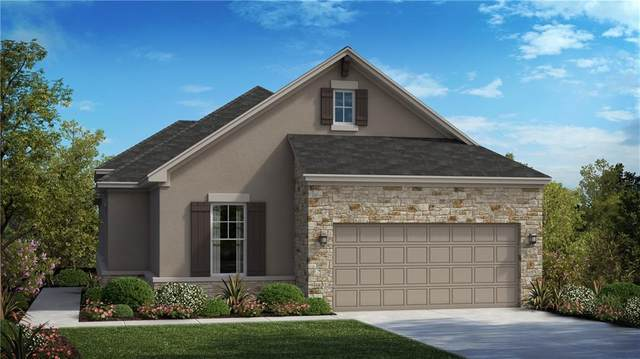 128 Benedum Way, Liberty Hill, TX 78642 (#5947225) :: Papasan Real Estate Team @ Keller Williams Realty