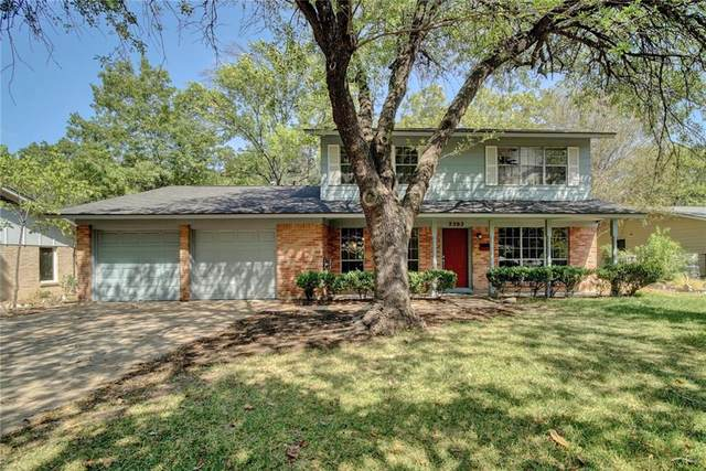 2502 Spruceleaf Cir, Austin, TX 78757 (#5947305) :: The Perry Henderson Group at Berkshire Hathaway Texas Realty