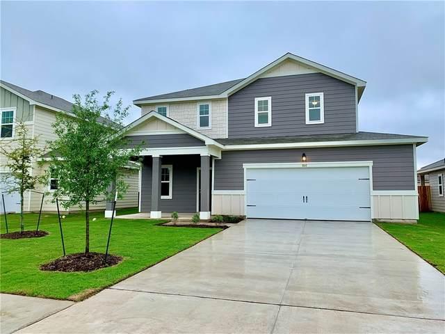860 Bunton Reserve Blvd, Kyle, TX 78640 (MLS #5950138) :: Vista Real Estate