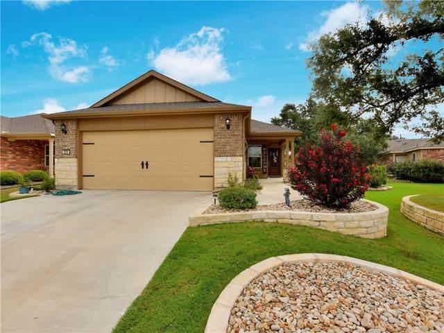 204 Paint Creek Ln, Georgetown, TX 78633 (MLS #5950175) :: The Lugo Group