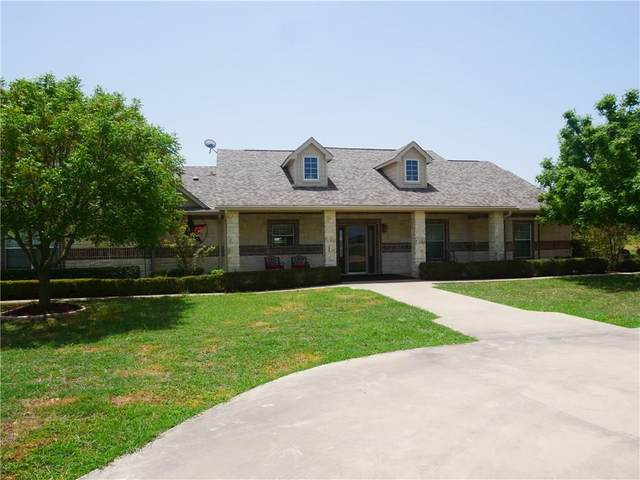 230 Windmill Ridge Rd, Hutto, TX 78634 (#5950290) :: The Perry Henderson Group at Berkshire Hathaway Texas Realty