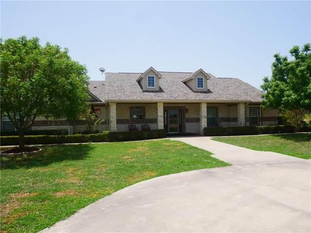 230 Windmill Ridge Rd, Hutto, TX 78634 (#5950290) :: Service First Real Estate