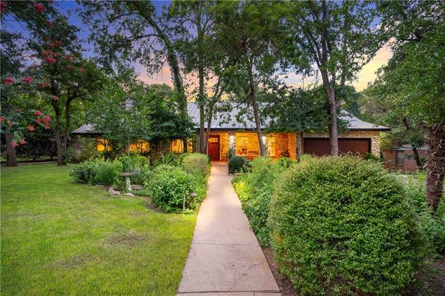 5002 Gregory Pl, West Lake Hills, TX 78746 (#5950510) :: The Perry Henderson Group at Berkshire Hathaway Texas Realty