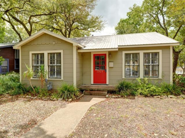 1915 W 36th St, Austin, TX 78731 (#5951107) :: Papasan Real Estate Team @ Keller Williams Realty