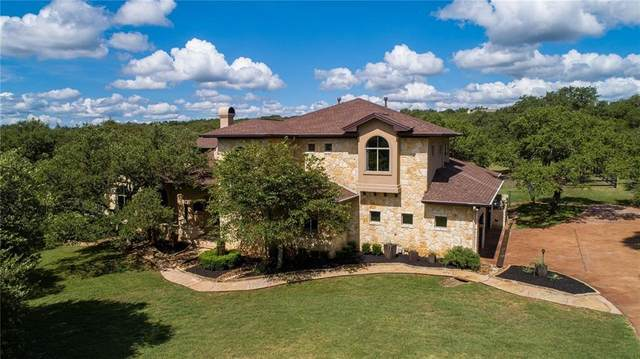 295 Chalk Bluff Ct, Driftwood, TX 78619 (#5951111) :: The Perry Henderson Group at Berkshire Hathaway Texas Realty