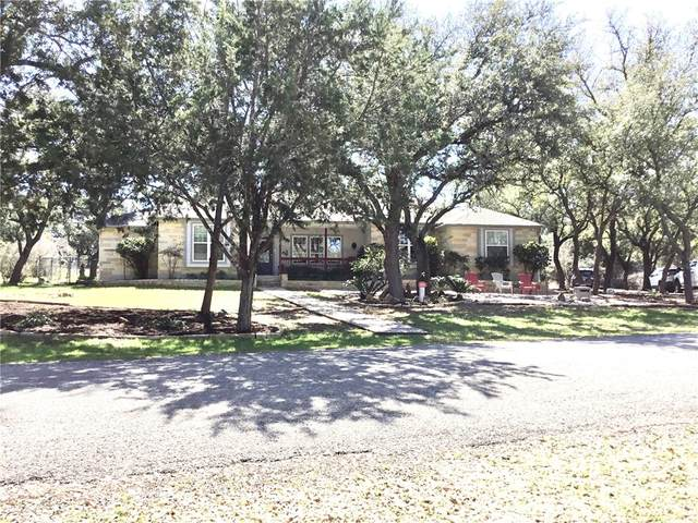 301 Mountain Dr, Horseshoe Bay, TX 78657 (#5951462) :: Watters International