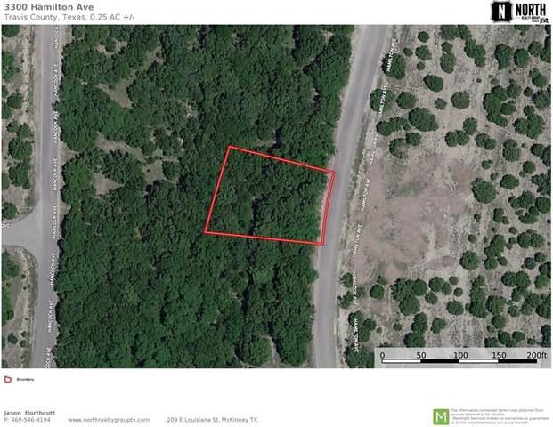 3300 Hamilton Ave, Lago Vista, TX 78645 (#5953439) :: Papasan Real Estate Team @ Keller Williams Realty