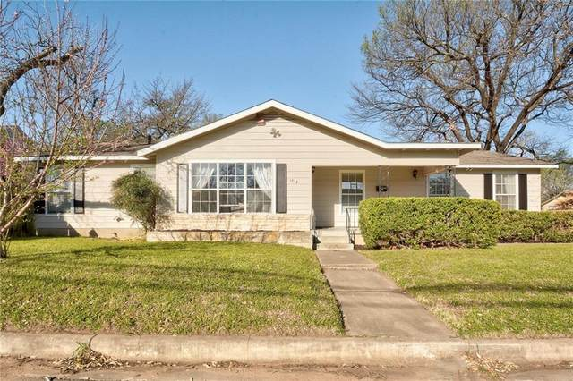 1414 Mckinley Ave, Austin, TX 78702 (#5955829) :: Azuri Group | All City Real Estate