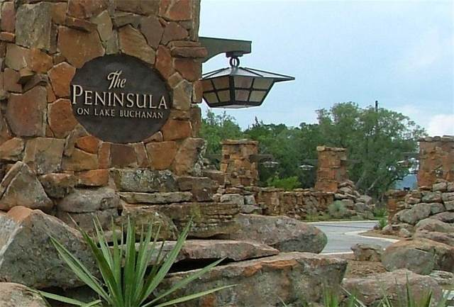 48 Peninsula Dr, Burnet, TX 78611 (#5956897) :: R3 Marketing Group