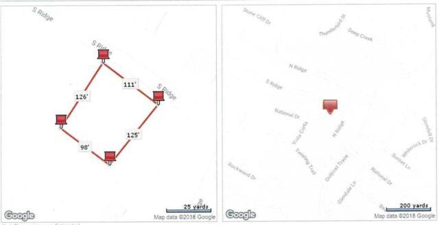 20703 S Ridge St, Lago Vista, TX 78645 (#5957043) :: The ZinaSells Group