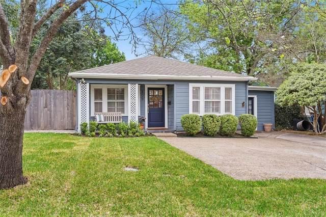 809 Newman Dr, Austin, TX 78703 (#5957711) :: Douglas Residential