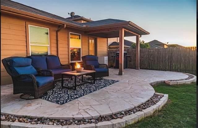 13236 Pine Needle Street St, Manor, TX 78653 (#5960460) :: Ben Kinney Real Estate Team