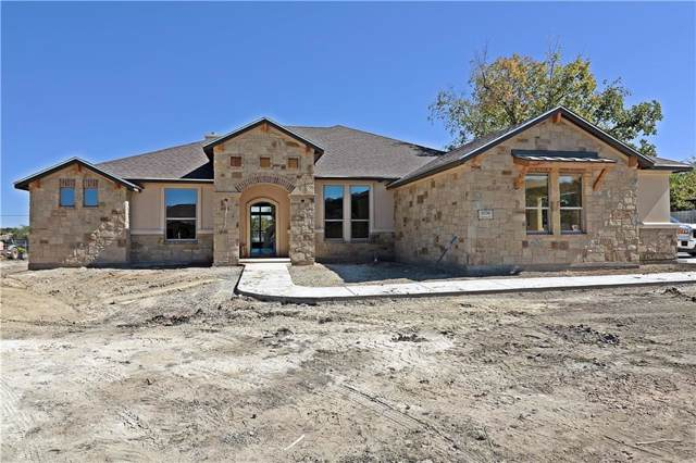 1036 Park View Dr, Salado, TX 76571 (#5960562) :: The Heyl Group at Keller Williams