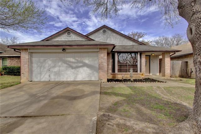 804 Saunders Dr, Round Rock, TX 78664 (#5961371) :: The Heyl Group at Keller Williams