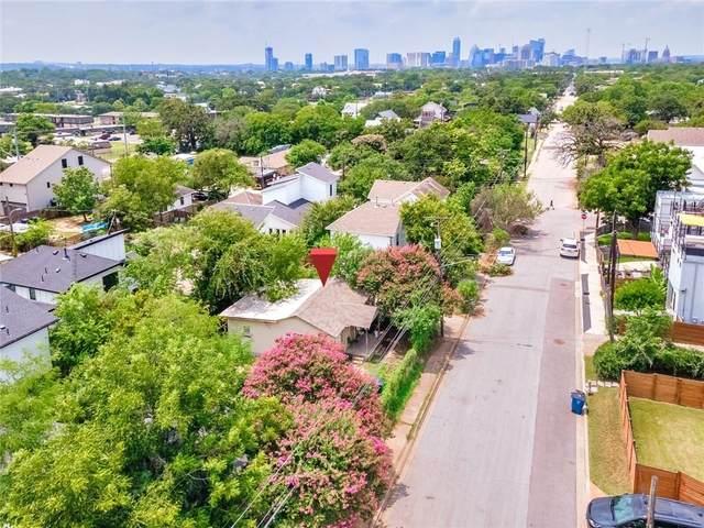 2605 E 13th St, Austin, TX 78702 (#5961640) :: The Summers Group