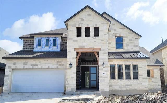 301 Rock Knoll St, Austin, TX 78642 (#5961984) :: Papasan Real Estate Team @ Keller Williams Realty