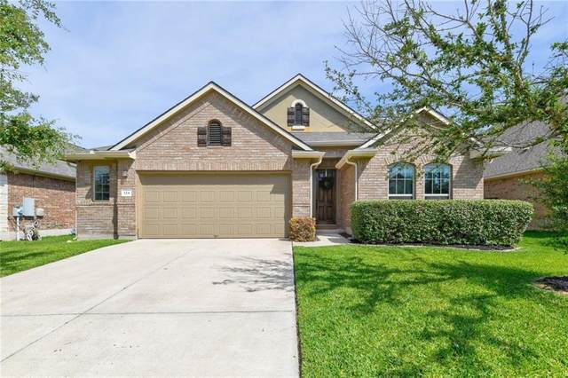 124 Fort Mabry Loop, Georgetown, TX 78628 (#5963128) :: Zina & Co. Real Estate
